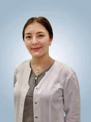 Калимулина Нурия Махмутовна