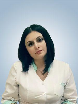 Кюрджиева Лия Георгиевна