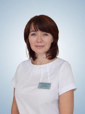 Рушниченко Татьяна Петровна