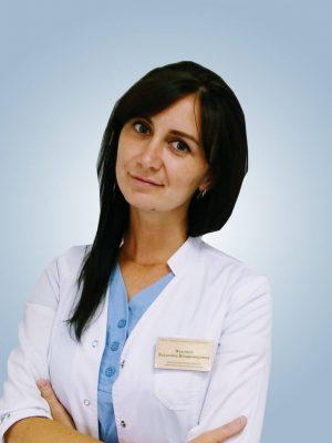 Жуклина Вероника Владимировна