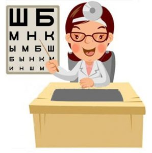 Офтальмолог в Прохладном