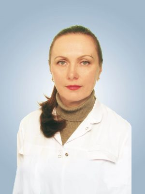 Поталова Оксана Фёдоровна